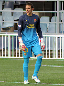 Jordi Masip López - Football Player La Liga
