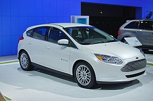 Ford Focus Electric - 2017 Ford Focus Electric