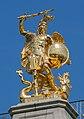 2014-07-24 Erzengel Michael, Koblenzer Tor, Bonn IMG 5655.jpg
