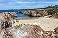 2014 Cala na Praia das Furnas Xuño Porto do Son Galiza-F7.jpg