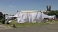 2014 Prowincja Armawir, Zwartnoc, Namiot weselny (01).jpg