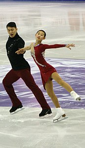 2015 Grand Prix of Figure Skating Final Peng Cheng Zhang Hao IMG 7776.JPG