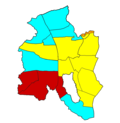 2015 Regent General Elections Results of Poso Regency.png