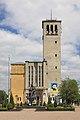 2015 Sokal, Kościół rzymskokatolicki 01.JPG