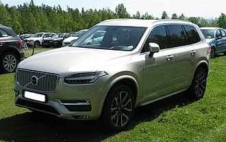 Volvo Scalable Product Architecture Platform Image 2017 Xc90 Inscription Fl