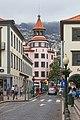 2016. Edificio rosa no Funchal. Madeira. Portugal.jpg