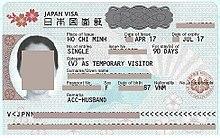 Visa policy of Japan - Wikipedia