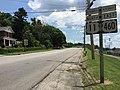 2017-06-13 13 16 20 View north along U.S. Route 11 Alternate and east along U.S. Route 460 Alternate (Roanoke Boulevard) at Florida Street in Salem, Virginia.jpg