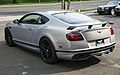 2017 Bentley Continental Supersports in Extreme Silver, rear left.jpg