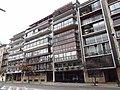 2017 Santiago de Chile - Edificios en la calle Merced 168 - Parque Forestal.jpg