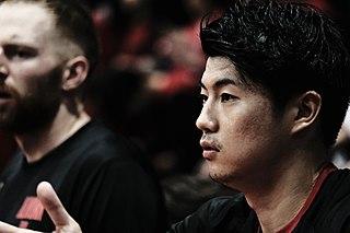 Seiya Ando Japanese professional basketball player