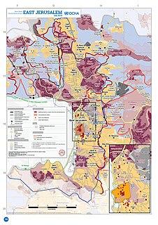 East Jerusalem East sector of Jerusalem