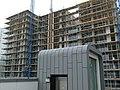 2018 Woolwich, Wellington Quarter construction site 02.jpg