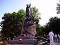 2407. Kronstadt. Monument to Admiral S.Makarov.jpg
