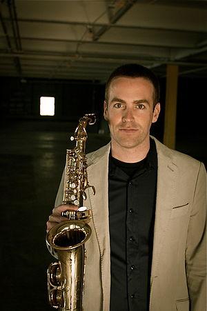 Daniel Bennett (saxophonist) - Image: 291 Daniel Bennett