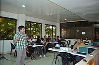 2nd Waray Wikipedia Edit-a-thon 16.JPG