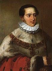 Resultado de imagem para rei absolutista de portugal