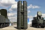 30N6E2 radar (S-300PMU2) - 100th Anniversary VVS-R -02.jpg