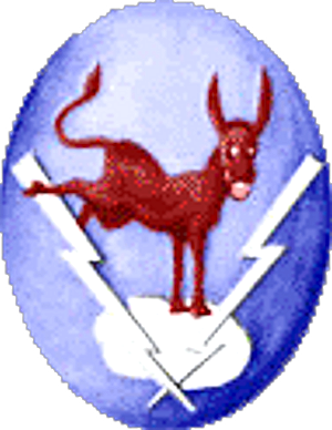 347th Fighter Squadron - Emblem of the  347th Fighter Squadron