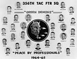 356th Tactical Fighter Squadron Pilots 1964-65.jpg