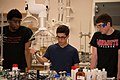 3 men in Monmouth College Chemistry Lab.jpg