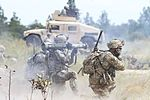 3rd BCT paratroopers team up to ensure CALFX success 150917-A-YM156-007.jpg