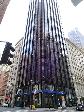425 California Street - Image: 425 California St More Ground Level