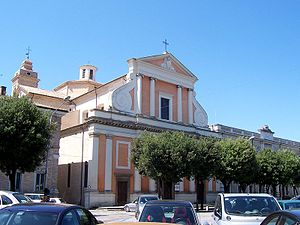 Roman Catholic Diocese of Senigallia - Cathedral of Senigallia