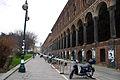 5653 - Milano - Via Festa del Perdono e l'Università Statale - Foto Giovanni Dall'Orto - 21-2-2007.jpg