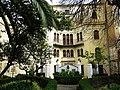 605 Casa Museu Benlliure (València), la part posterior de la casa des del jardí.jpg