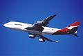 69ab - Qantas Boeing 747-438; VH-OJJ@SYD;01.09.1999 (5887936508).jpg
