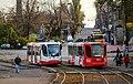 71-623 в Енакиево, вагоны 202 и 203.jpg
