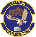 74 Aerial Port Sq emblem.png