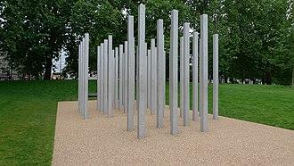 7 July Memorial - 7 July Memorial in 2009