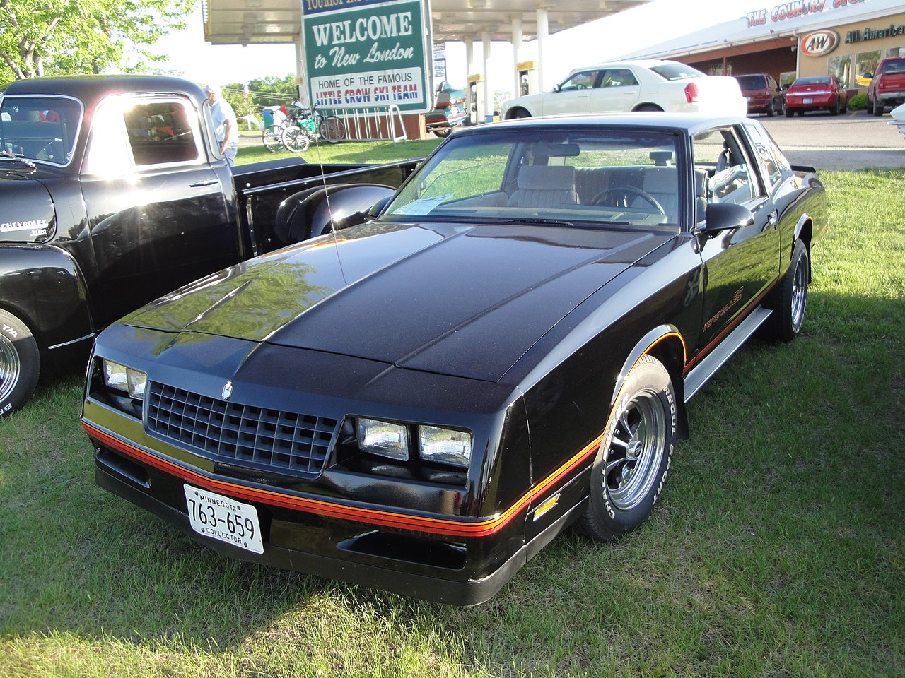 Monte Carlo Ss Pace Car Parts
