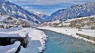 Kalam Valley - Image: 9 Kalam Valley, Swat