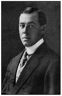 A. W. Tillinghast Golf course architect, amateur golfer