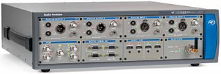 Audio system measurements