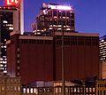 AT&T Building, 185 2nd Avenue North, Nashville, night.jpg