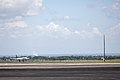 A 777-200ER aircraft lands at Clark Air Base in Pampanga province, Philippines, Sept 140926-M-RN526-005.jpg