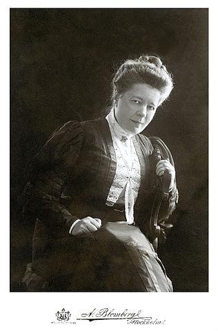 Сельма Лагерлёф (1906)