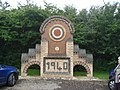 A Memorial on the Battle of Britain Memorial Site, Capel-le-Ferne. - geograph.org.uk - 493372.jpg