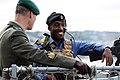 A Sailor Smiling Onboard HMS Bulwark MOD 45155883.jpg