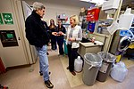 A Scientist Shows Secretary Kerry a Tracking tag Affixed to Weddell Seals at Crary Labs at McMurdo Station (30840564671).jpg