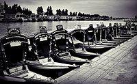 A line of Shikara at Dal Lake.jpg