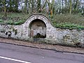 A trough on The Hill - geograph.org.uk - 310834.jpg