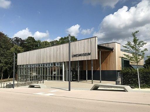 Limesmuseum Aalen (Limes-Informationszentrum Baden-Württemberg)