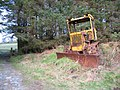 Abandoned digger by conifer plantation - geograph.org.uk - 342756.jpg