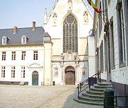 Abb. de la Cambre, église