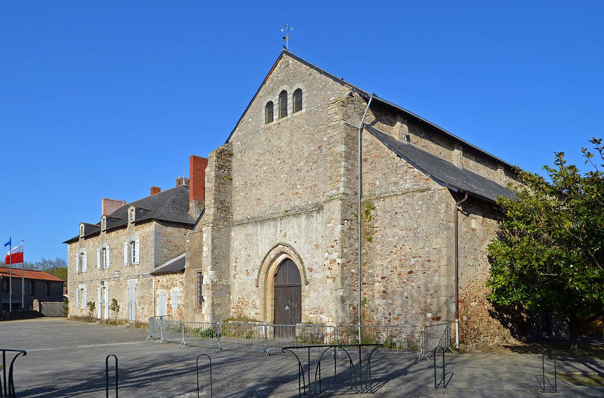 abbaye de saint philbert de grand lieu wikip dia. Black Bedroom Furniture Sets. Home Design Ideas